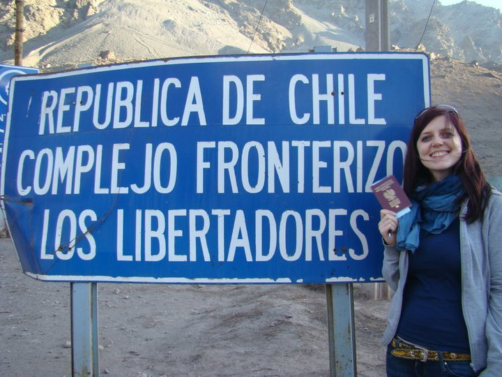 Chile i celnicy zli
