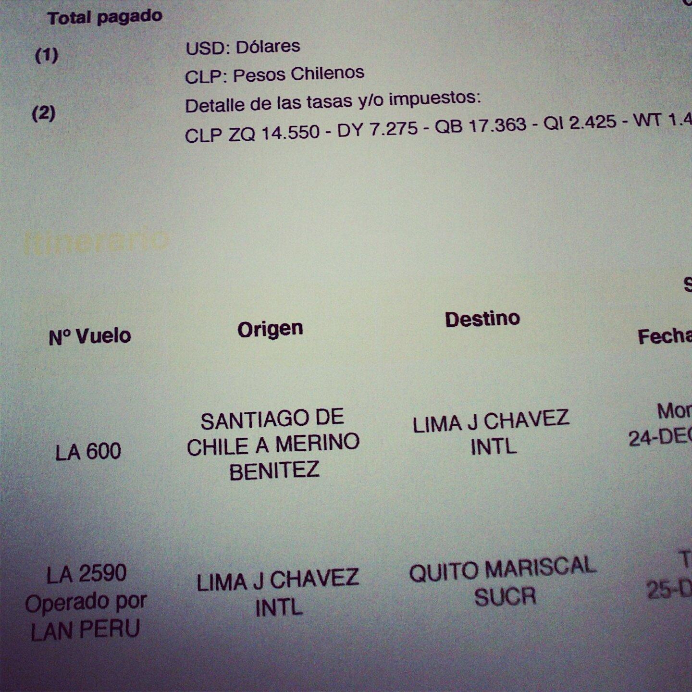 Kierunek: Ekwador! [FOTO]