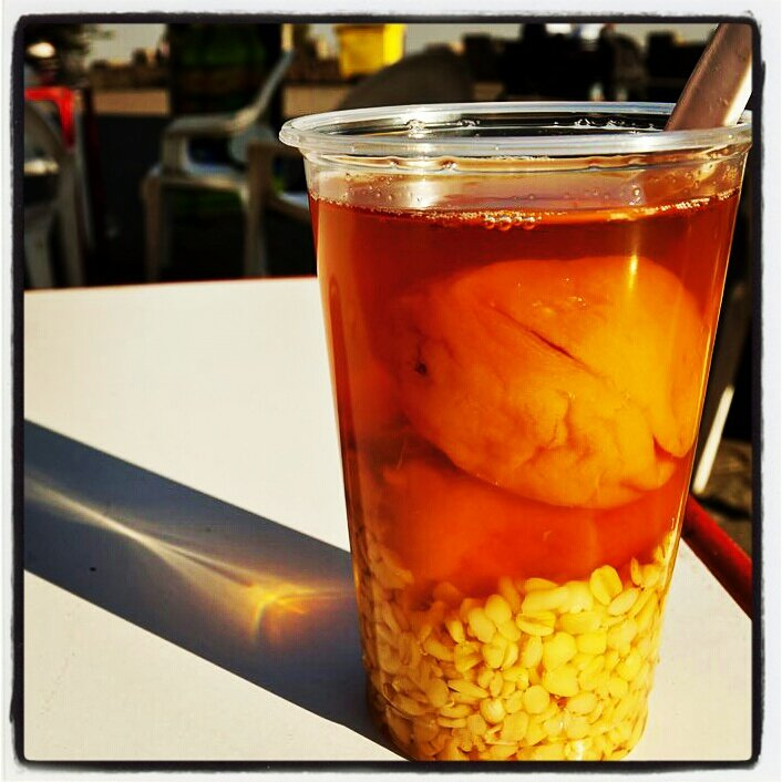 Mote con huesillo – chilijski napój na upały