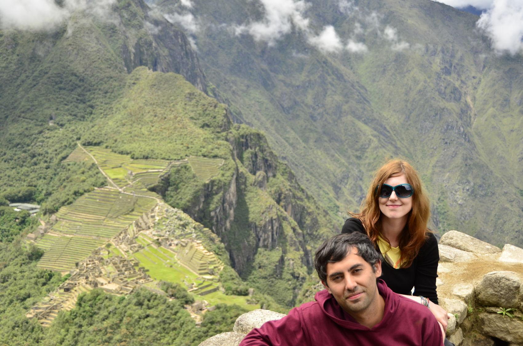 Wrocilismy… (Ekwador, Peru, Boliwia)