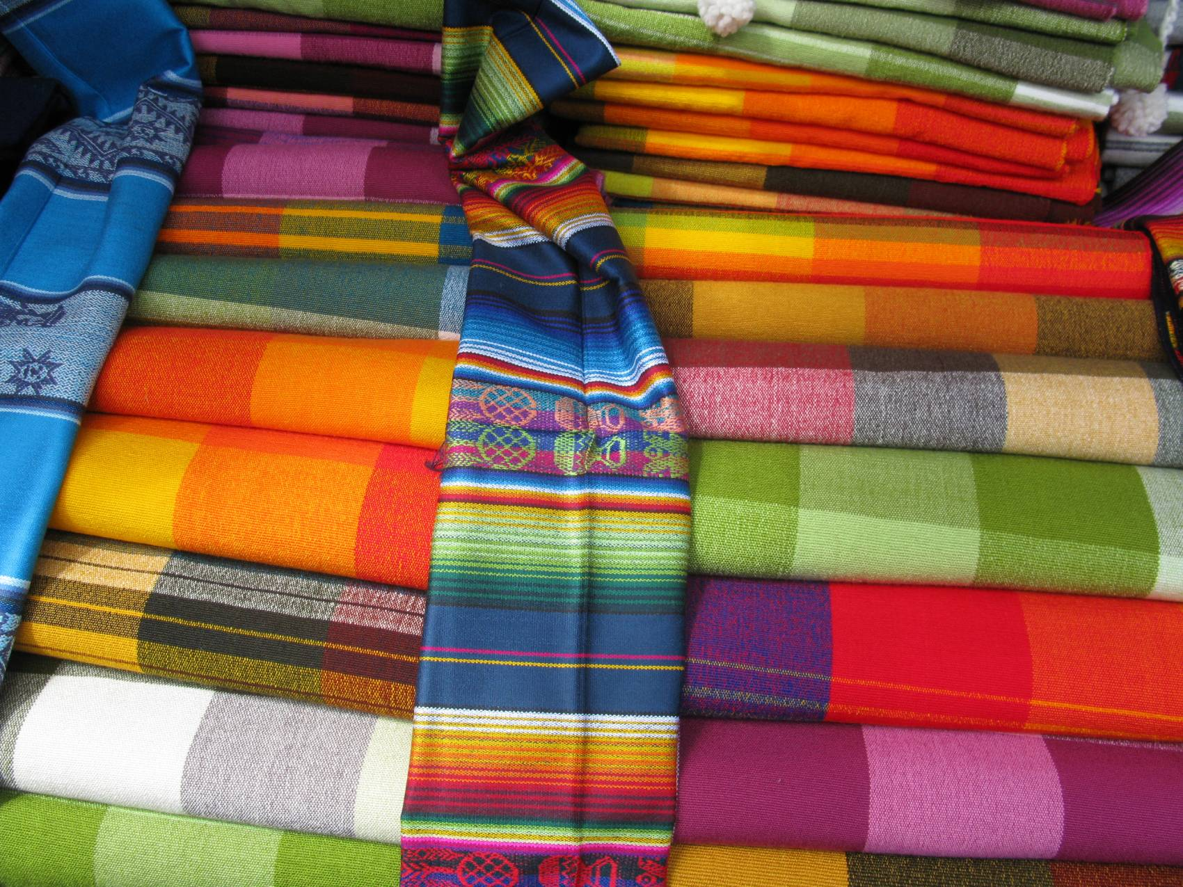 Otavalo, gdzie portfel chudnie w mig