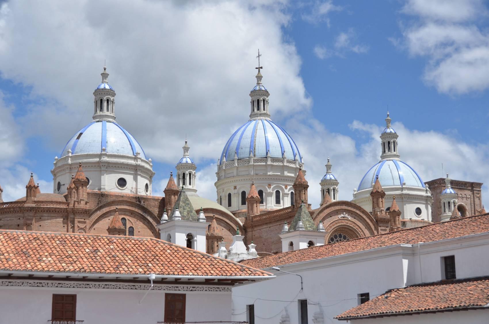 Cuenca – miasto widmo