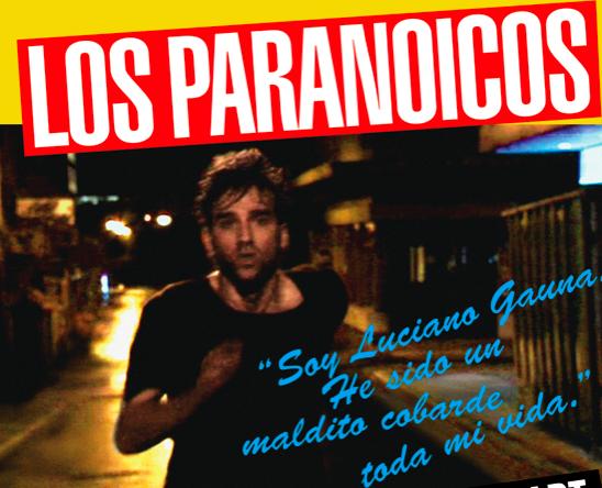 Paranoicy  Argentyna, 2008 