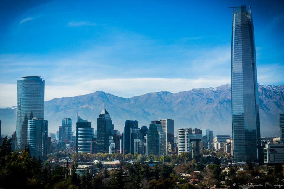 Costanera Center – Manhattan w Santiago
