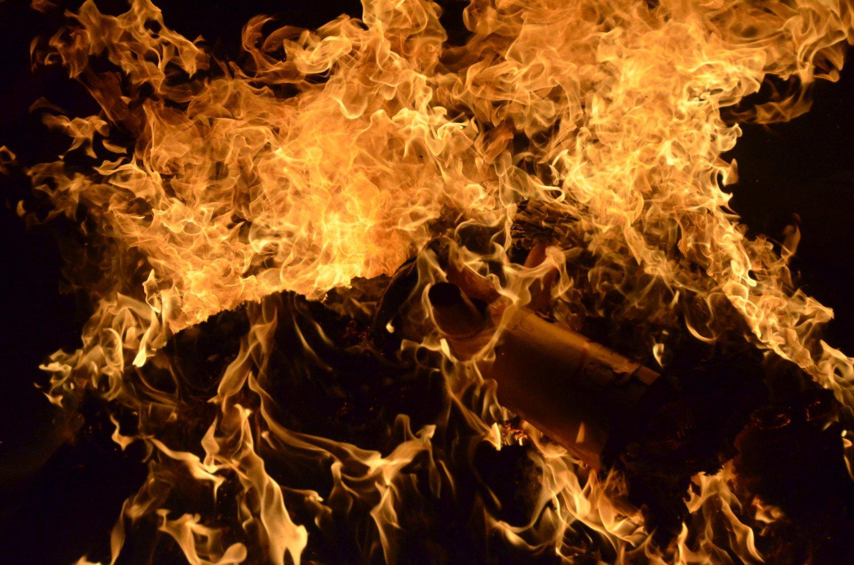 Baños w ogniu (Nowy Rok). Krok przed Amazonią
