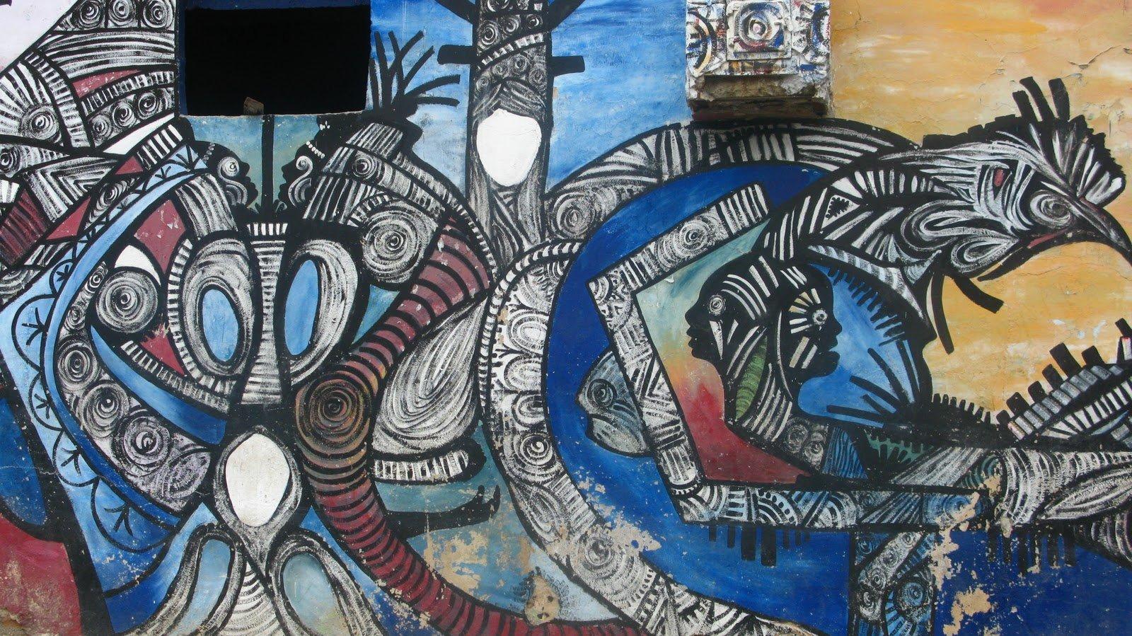 La Havana okiem Da Vinci i furia kolorow