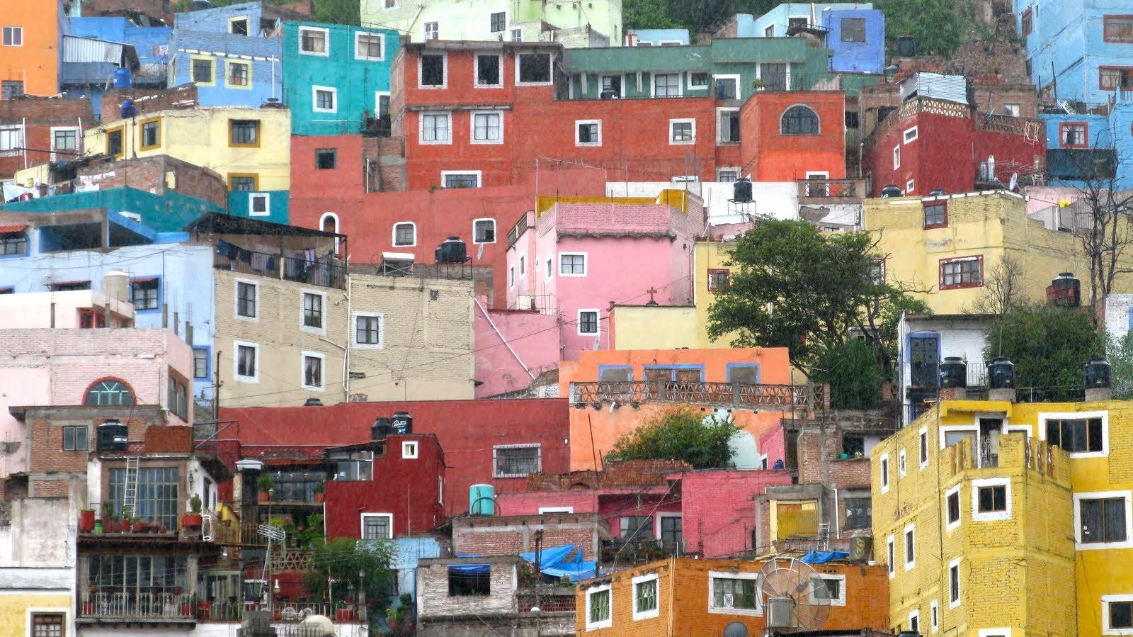 Guanajuato – kolorowy relaks