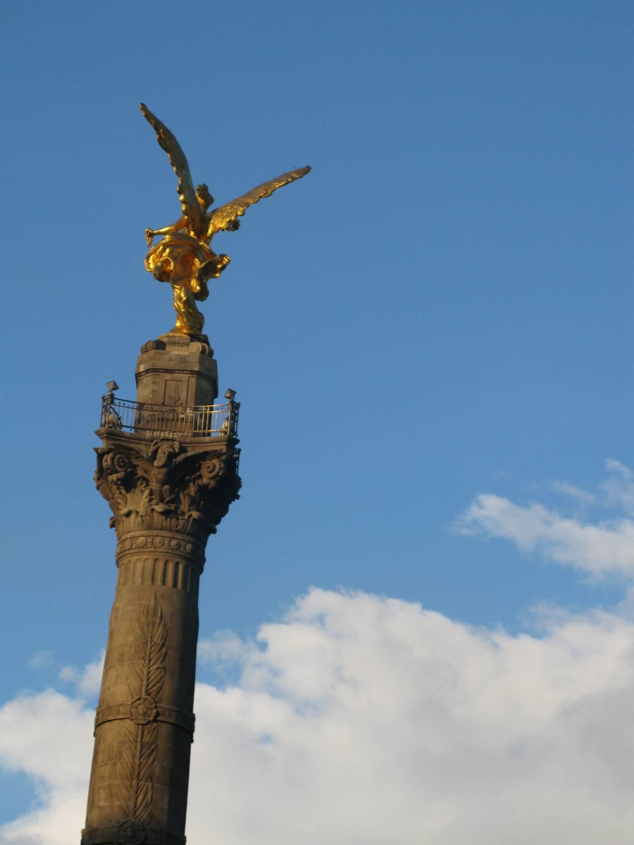 Mexico City – intrygujacy gigant