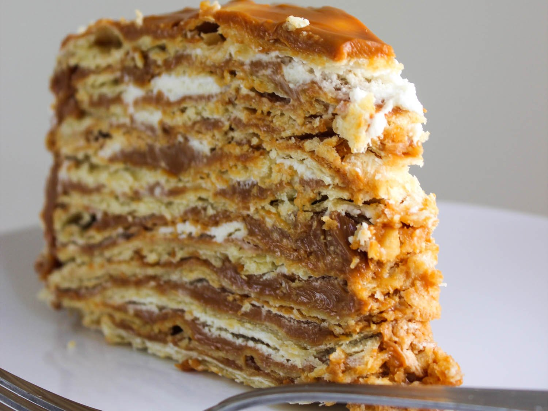 Tort Mil Hojas