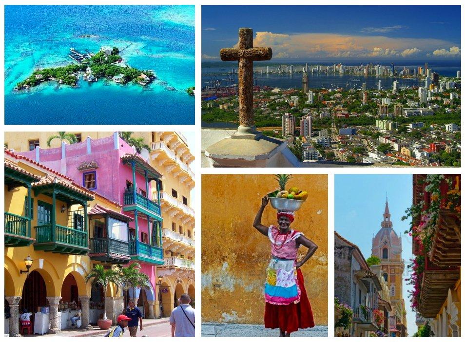Kierunek na marzec: Kolumbia!