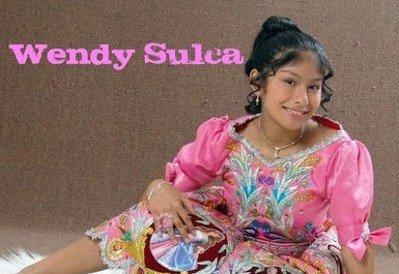 Wendy Sulca, cudowne dziecko Peru