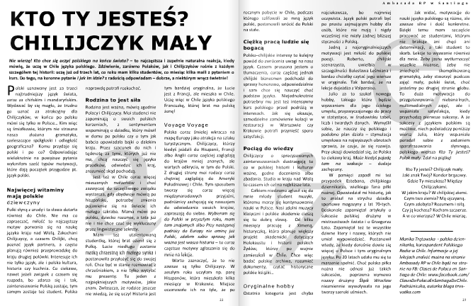 Język polski na końcu świata