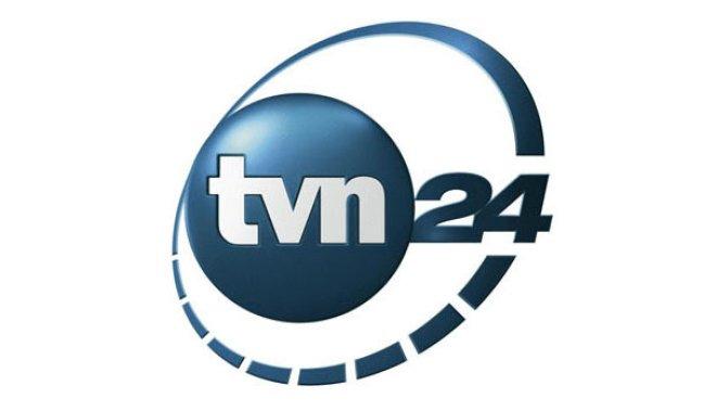 Moment sławy w TVN24 :)