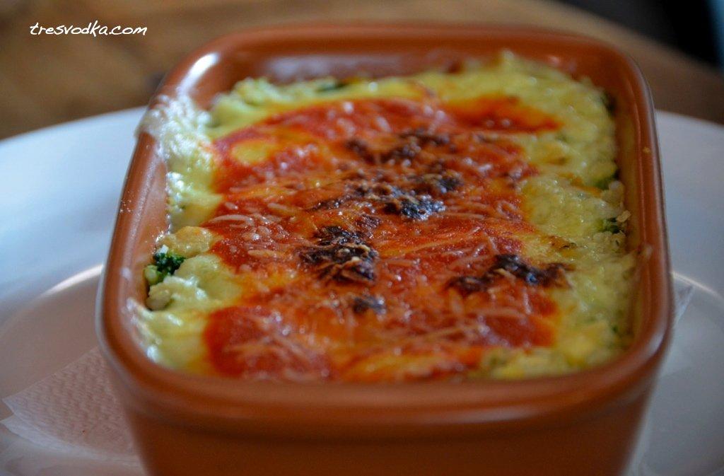 Zapiekanka z quinoa z La Paz [PRZEPIS]