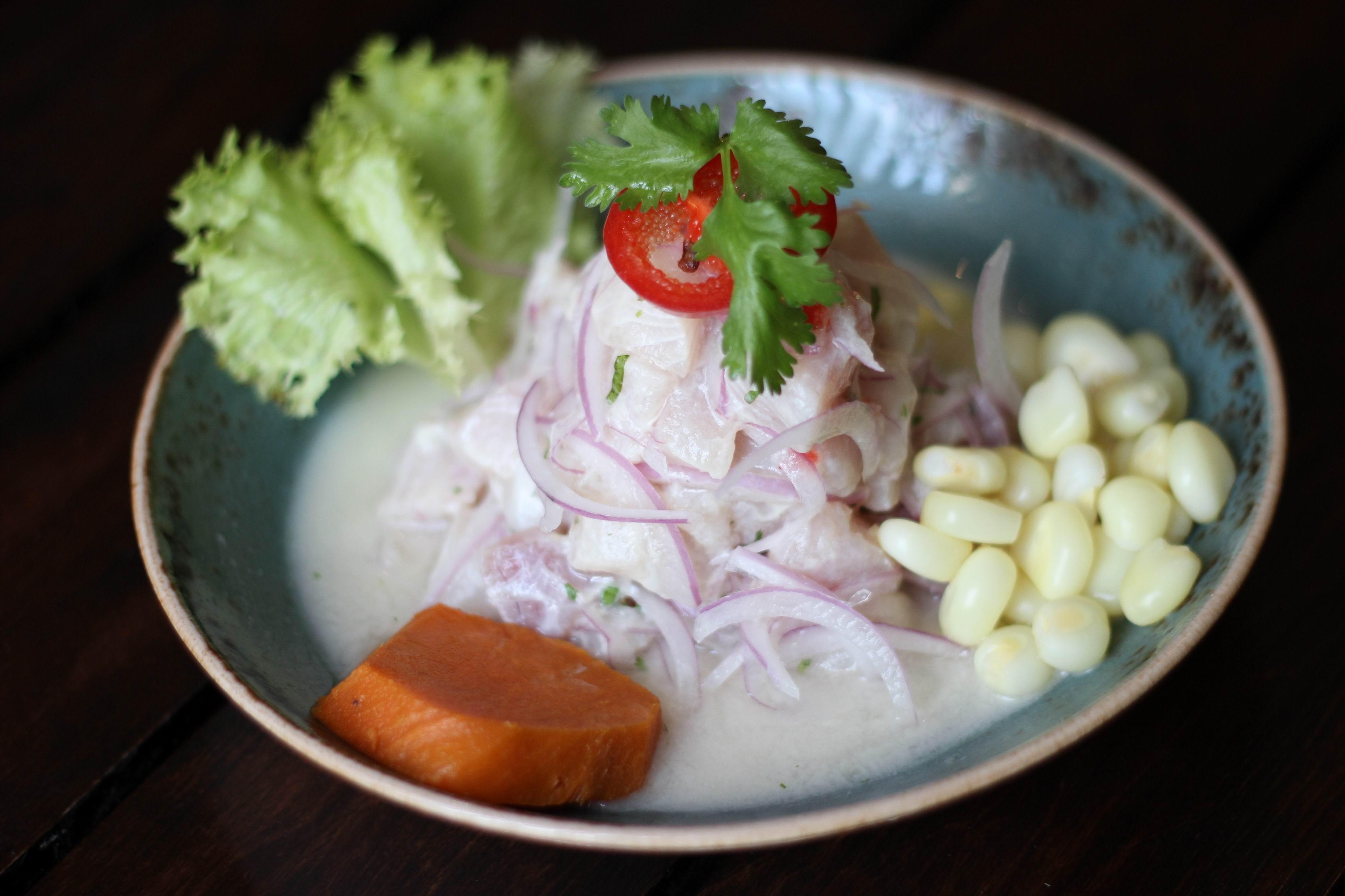 Kuchnia Peru: Przepis na klasyczne ceviche