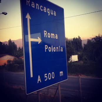 ciekawostki o Chile - polonia