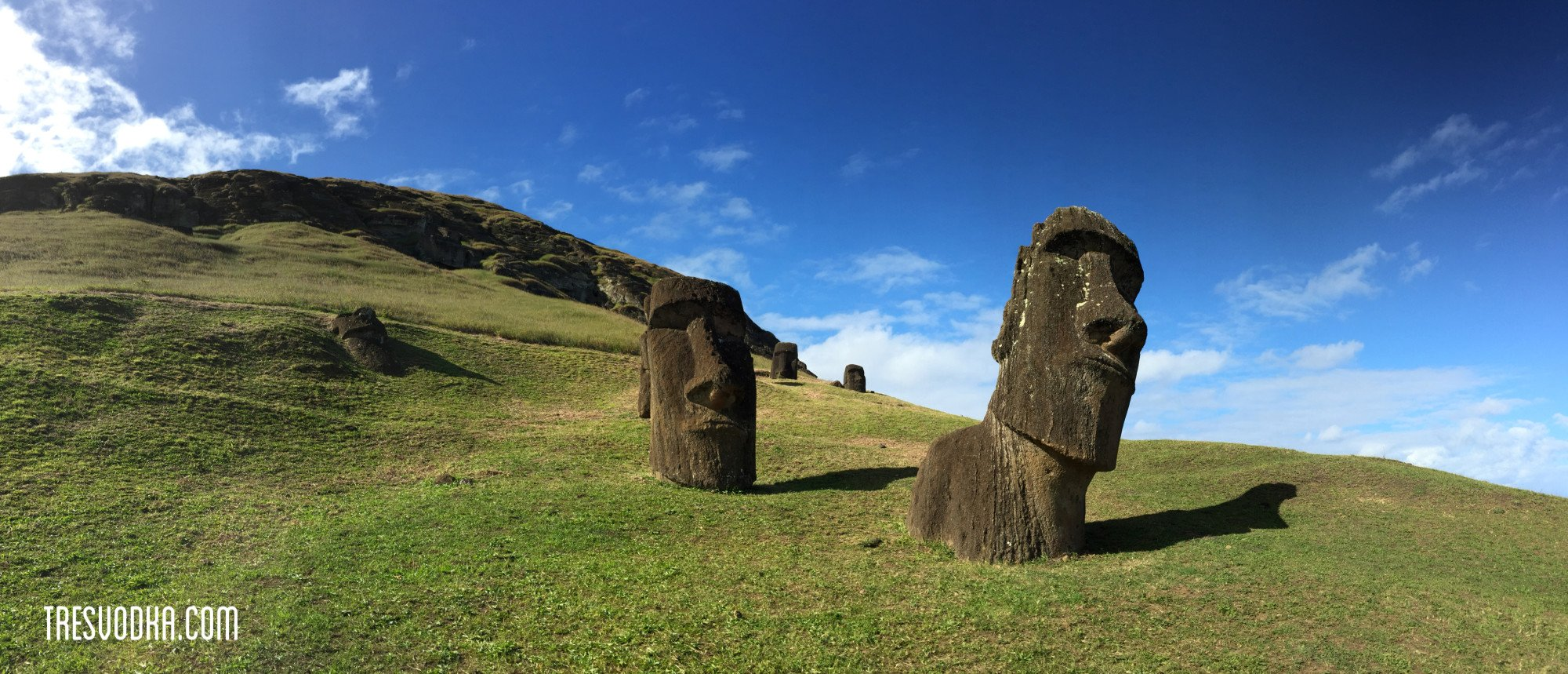 Kierunek na maj: Wyspa Wielkanocna!