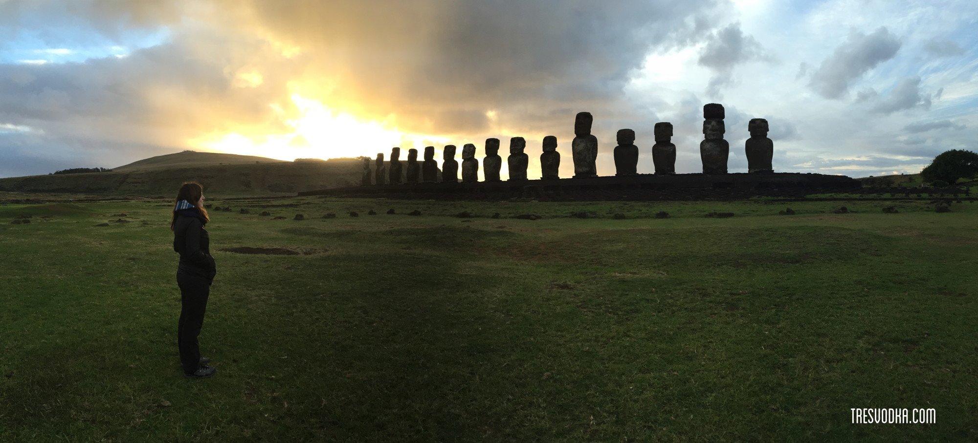Wyspa Wielkanocna – preludium