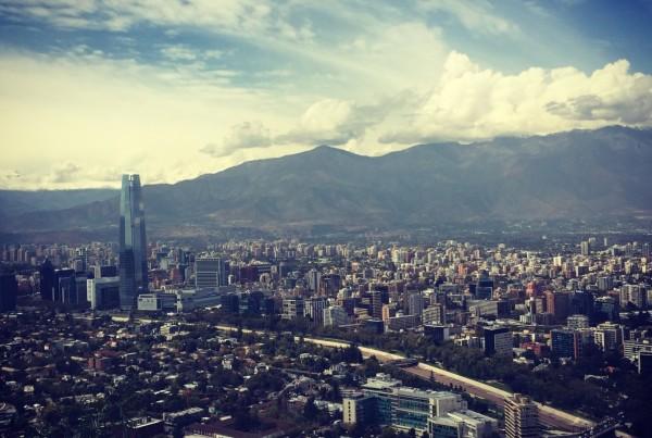 Kultura zwyczaje Chile - Santiago