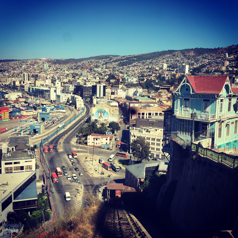 Valparaiso - atrakcje Chile