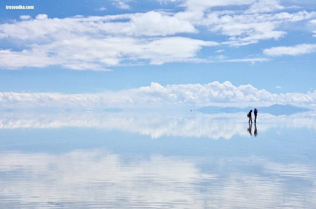 Salar de Uyuni, Boliwia [GALERIA]