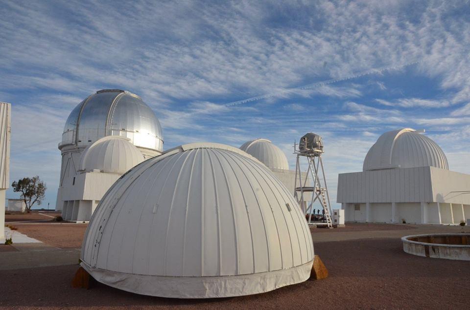 Obserwatorium astronomiczne Tololo, Chile [GALERIA]