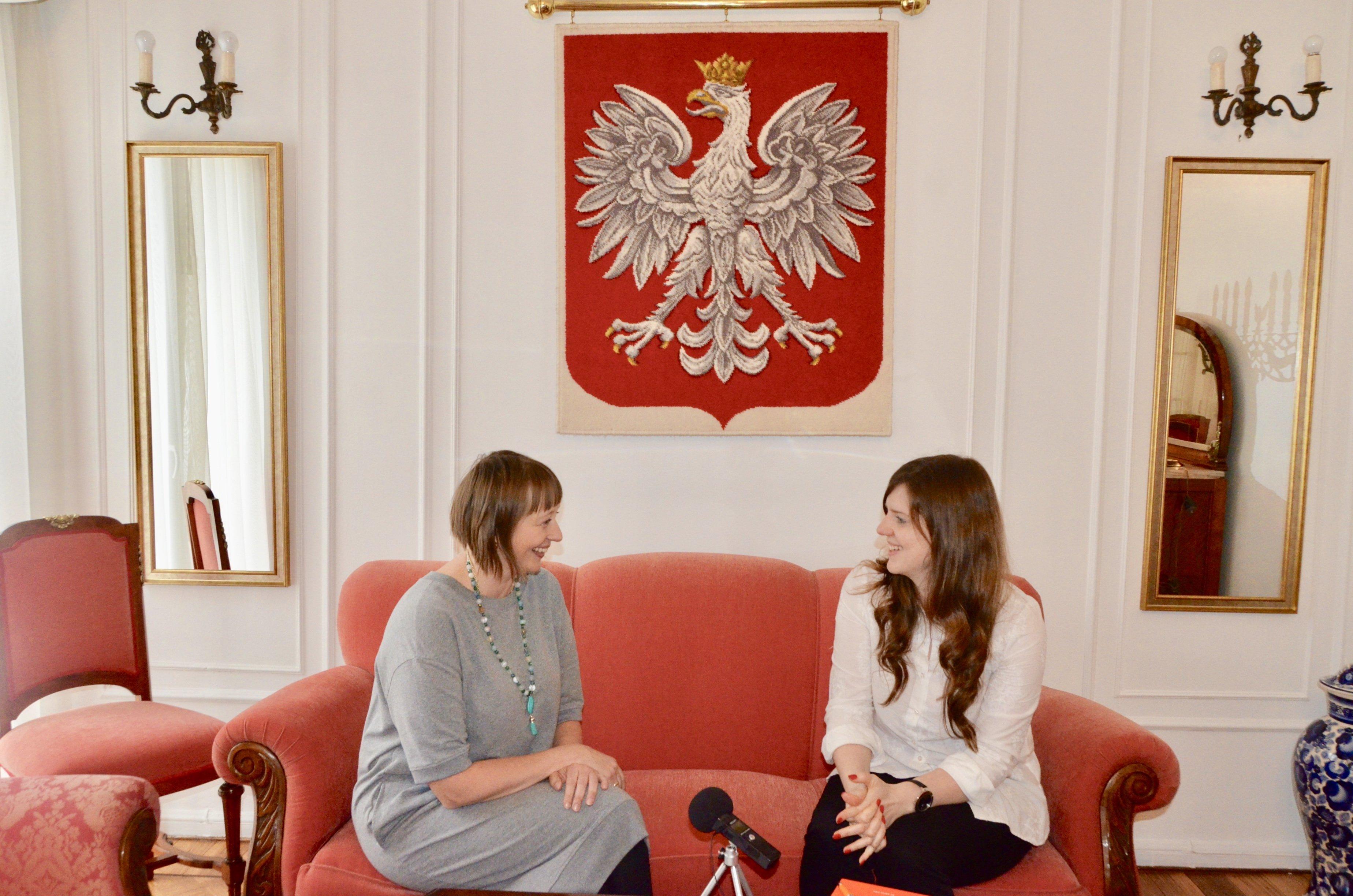 [WYWIAD] Trzeba tu przyjechać z otwartą głową – Aleksandra Piątkowska, ambasador RP w Chile