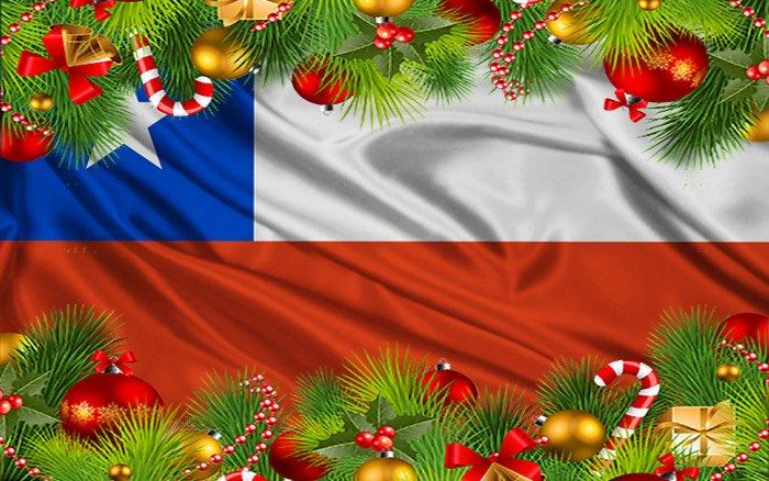 Navidad chilena vs la de Polonia
