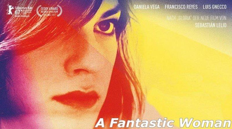 """Oscar dla Chile! """"Una Mujer Fantástica"""""""