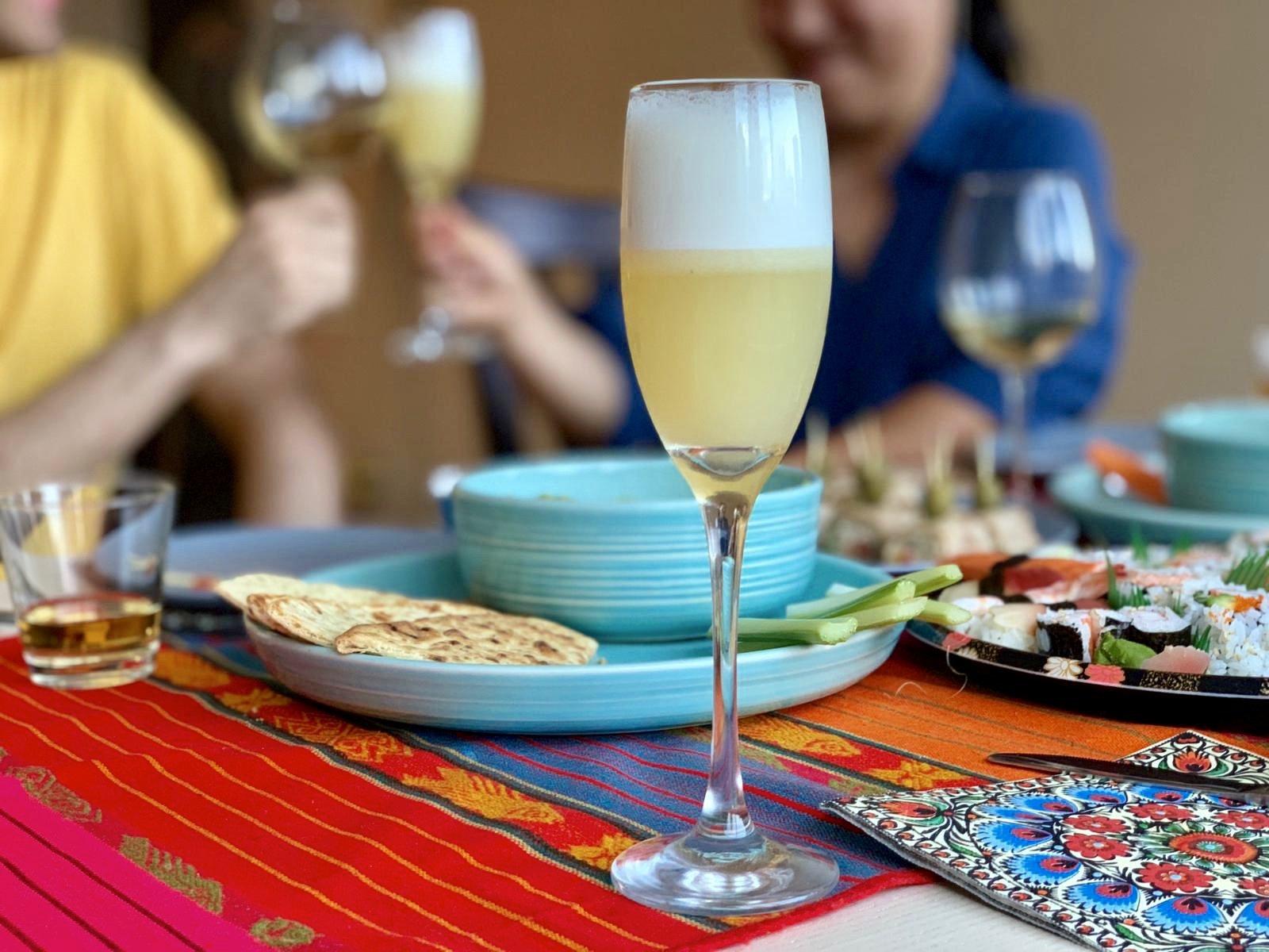 Pisco Sour – mój ulubiony chilijski drink [PRZEPIS]