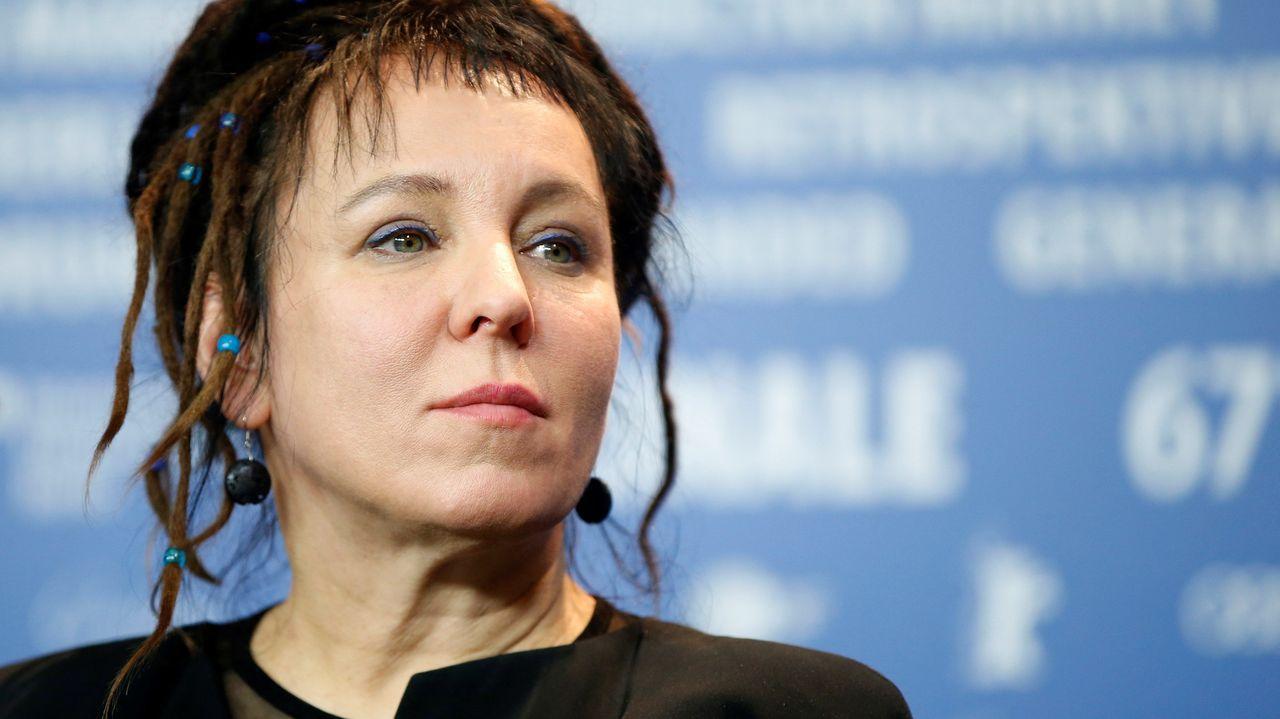 Olga Tokarczuk w chilijskim dzienniku El Mercurio