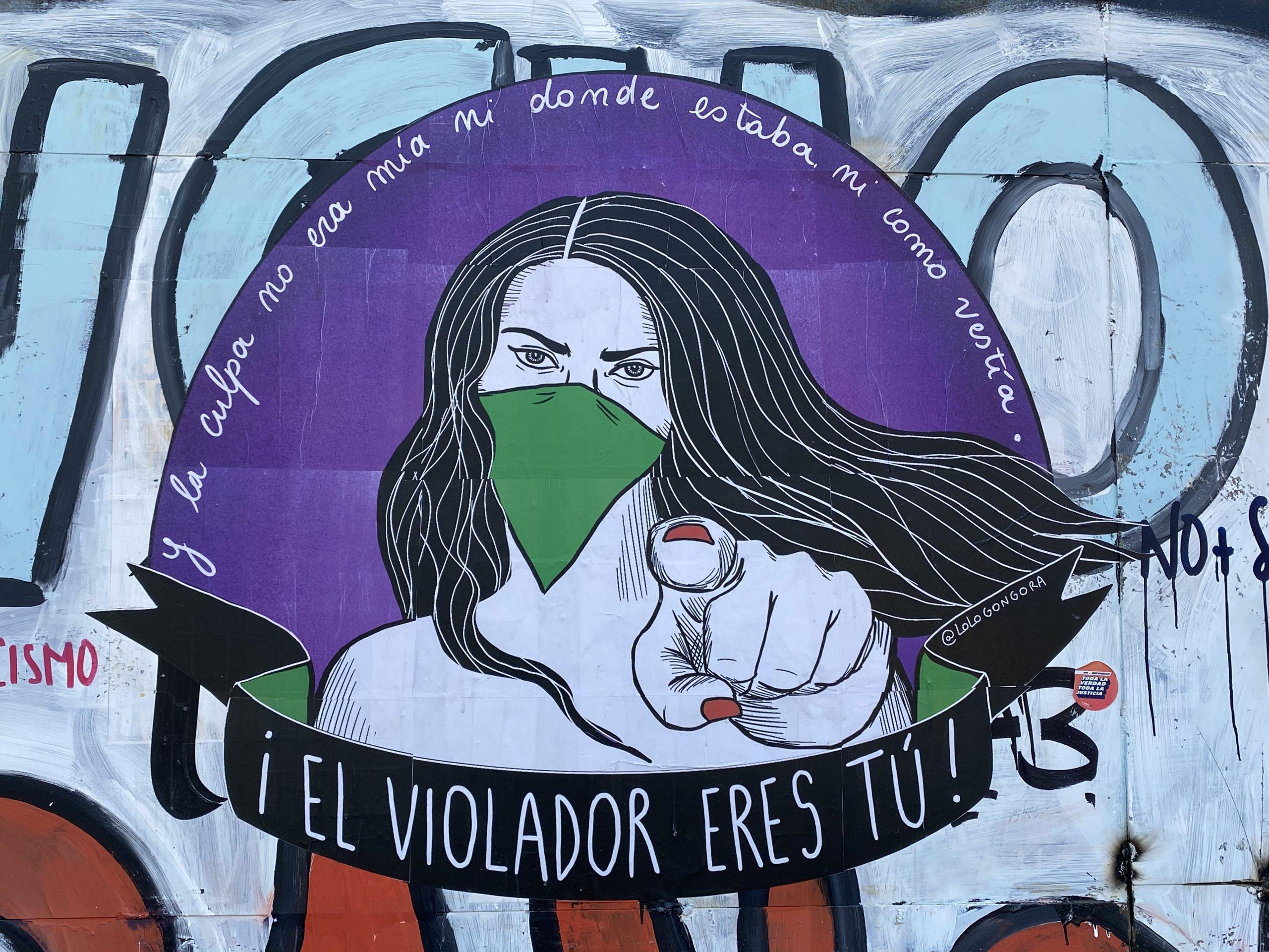 """Chilijski protest song Las Tesis – """"Gwałciciel na twojej drodze"""" [VIDEO]"""
