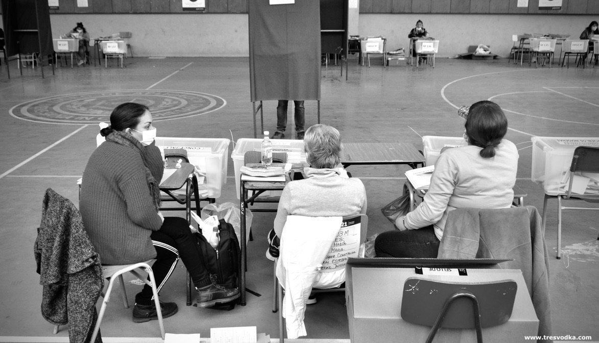 Chile: wybory konstytucyjne maj 2021 ALERIA]